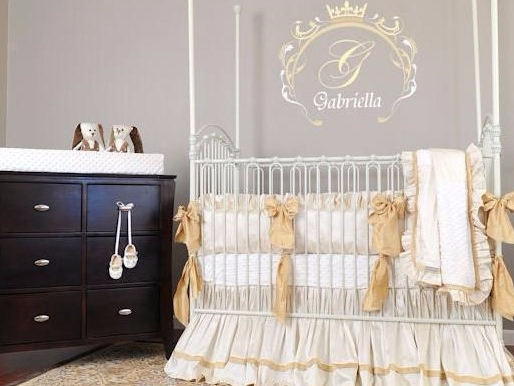 Baby Bedding | Designer Crib Bedding Sets | Custom Unique Baby ...