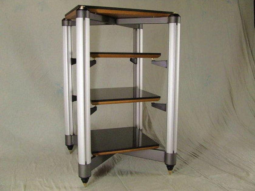 Adona Corporation Zero GX-4  reference series 4-shelf rack