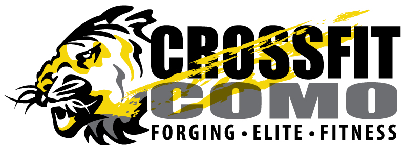 CrossFit COMO logo