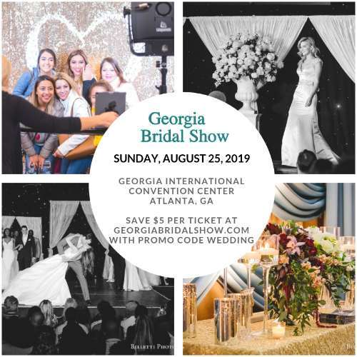 Georgia Bridal Show – Georgia International Convention Center