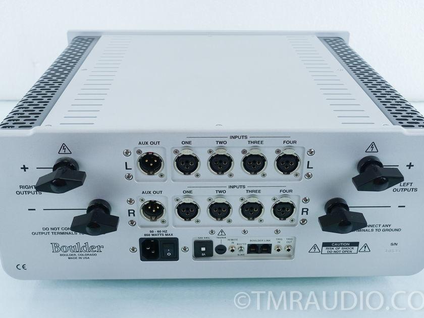 Boulder 865 Integrated Amplifier (9462)