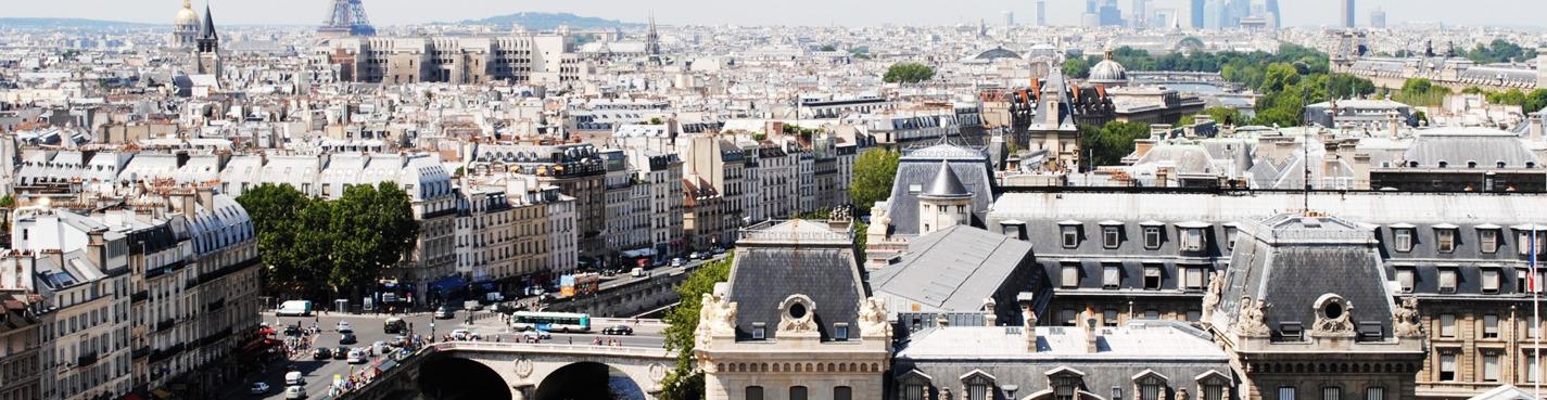 Пешеходная экскурсия по историческому центру Парижа