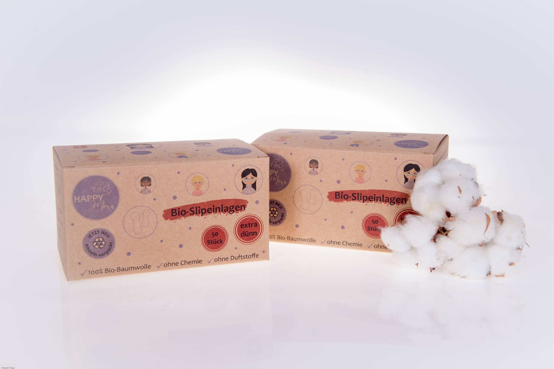 Happy Mona Tampons werden in Großpackungen geliefert!