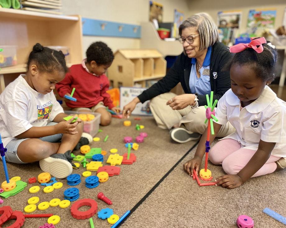 Ms. Osborne , Pre-Kindergarten 2 Teacher