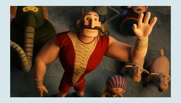 bester geburtstagde trickfilmland studio tour fantasiewesen animation knete