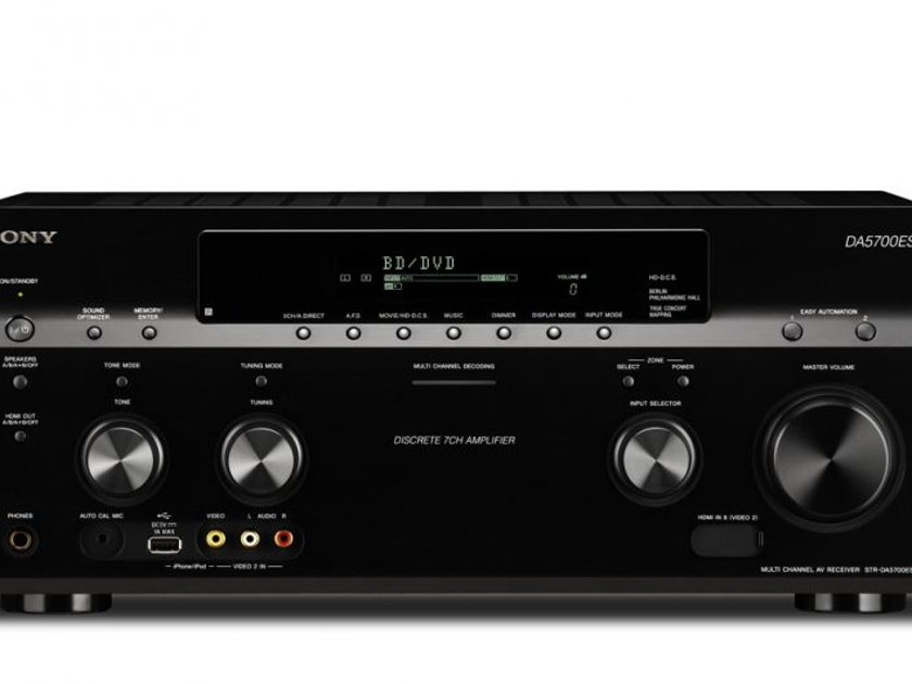 SONY ES FLAGSHIP RECEIVER STR-DA5700ES LIKE NEW AND  PRICED FOR QUICK SALE