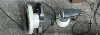 Craftsman saw + Wegner sprayer
