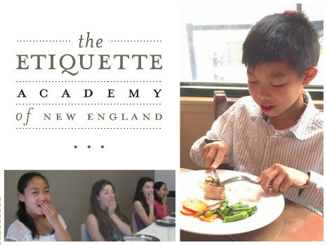 Youth Etiquette Classes - $100 Gift Card