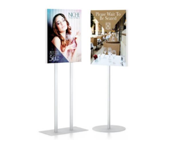 SEG & Pop Up Banners - Stand UP SEG Frams