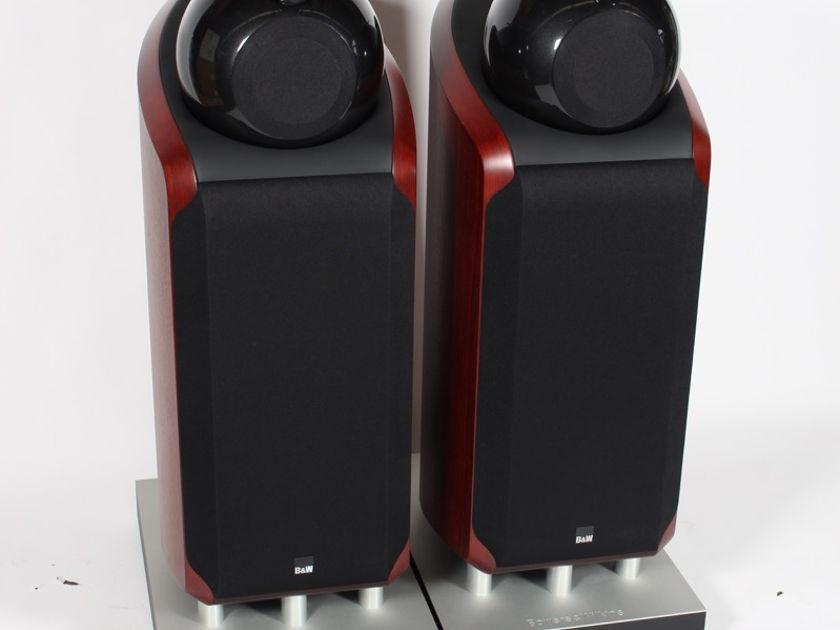 B&W Bowers and Wilkins 800D Diamond Speakers