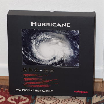 Hurricane High Current Power Cable