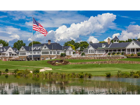 Golfer's Get-Away for Four to Trump National, Charlotte