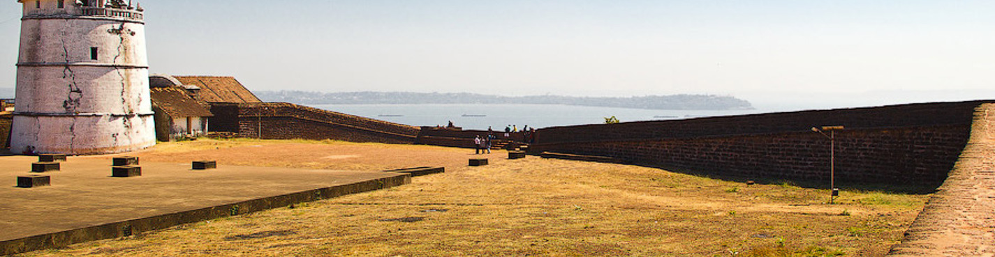 Морская прогулка и Форт Агуада