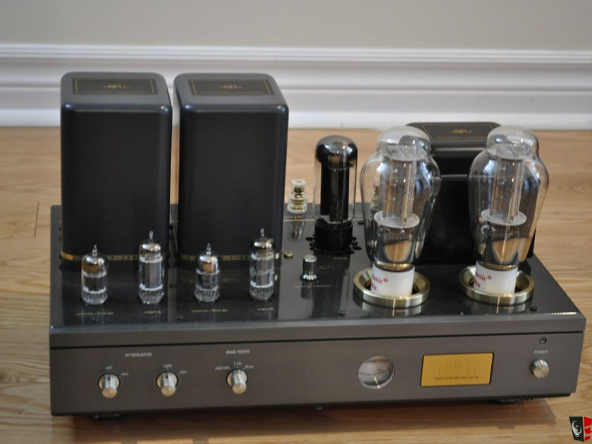 Air Tight  ATM-300 Single ended 300b amp