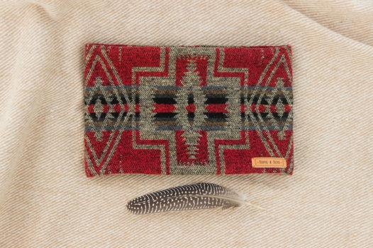 """Снуд """"Навахо"""" с подкладом из флиса, ручная работа"""