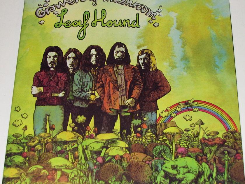 Leaf Hound - Growers of Mushroom 180-gram vinyl reissue Near Mint