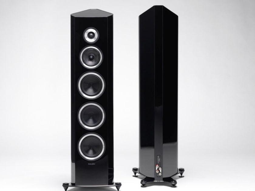Sonus Faber Venere S -Gloss Black (Pair)  **Trade in**