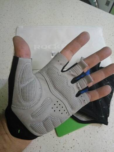 gants trottinette mitaines spider gel