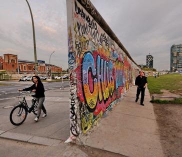 Город, разделенный стеной: История и культура Восточного и Западного Берлин