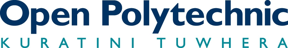 The Open Polytechnic of New Zealand logo