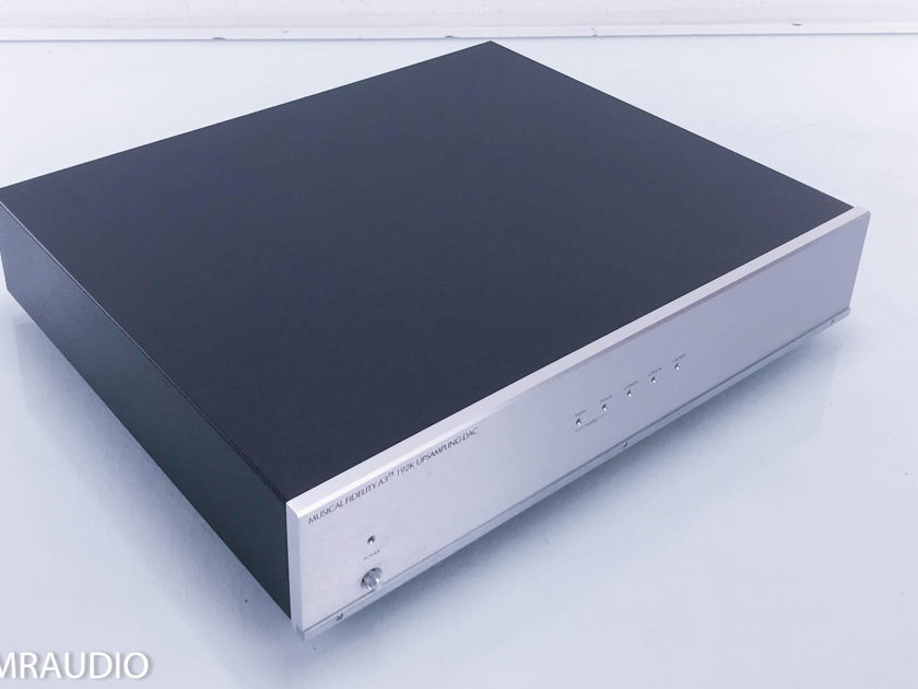 Musical Fidelity A3.24 192K Upsampling DAC / D/A Converter(11111)