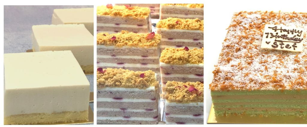 Skinny Cakes
