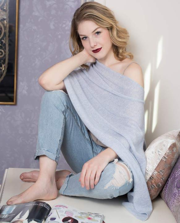 Claudia Nichole Cashmere Collection