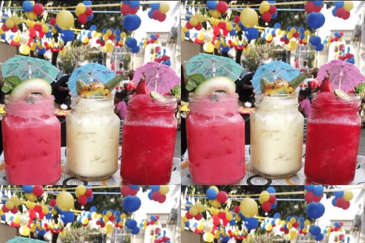 Mezra Cocktails