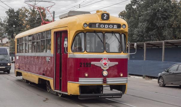 Узнать Нижний: с гидом на трамвае