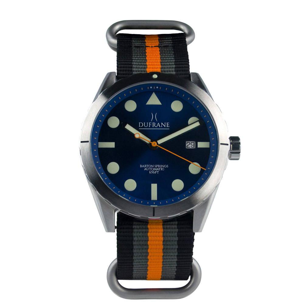 Barton Springs 656 Diver Watch