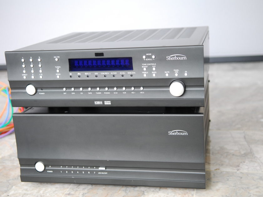 Sherbourn Processor MODEL PT-7010A  Like New condition