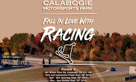 CER - Round 4&#x3b; 'Fall In Love with Racing'