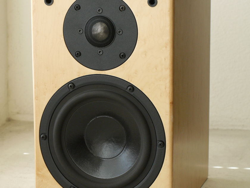 Aerial Acoustics 5B - Stereophile Class B Rare bird's eye maple finish. Save $900
