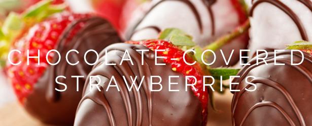 Chocolate Dipped Strawberries Toronto