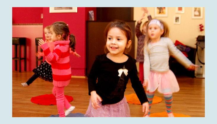 bg der tanzsalon tanzschule kinder tanzen
