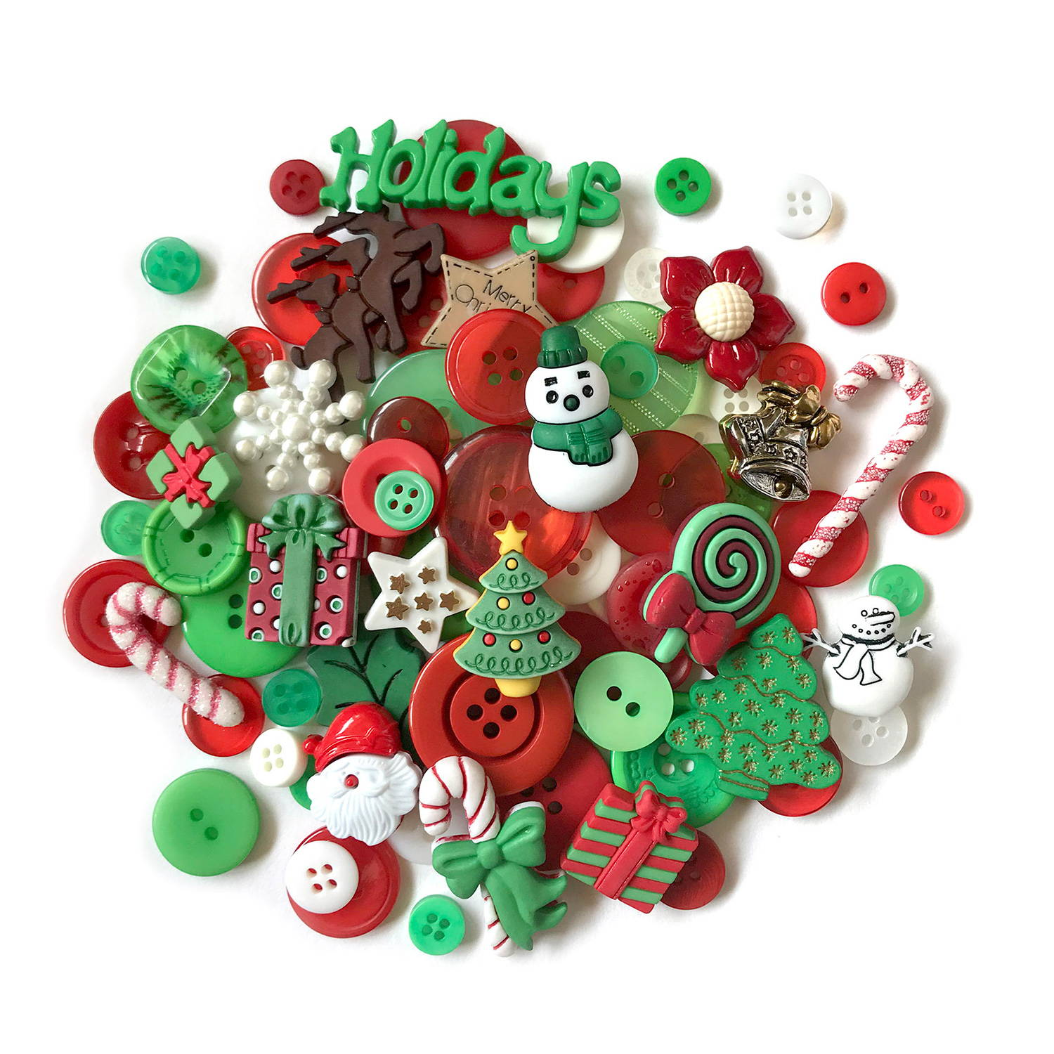 Buy Best Buttons Online for Christmas