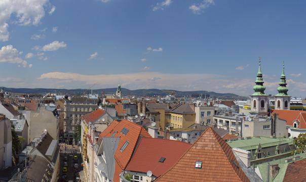 Обзорная экскурсия по Вене за 3 часа (ПН, ЧТ, СБ)