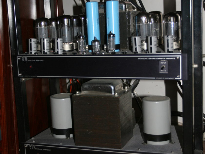 VTL VINTAGE TUBE AMPS DELUXE 500