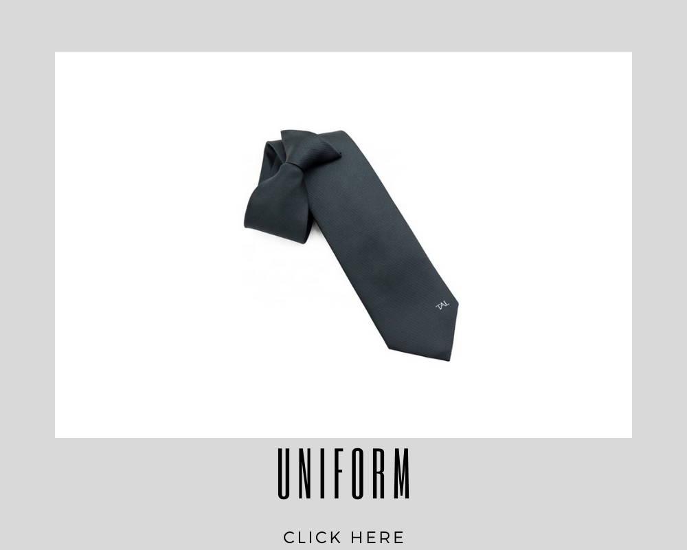 Custom Uniform Corporate Necktie