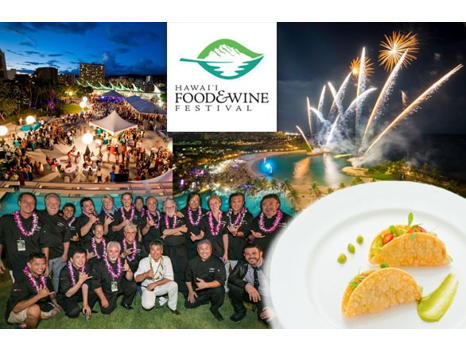 2019 Hawaii Food & Wine Festival, 2 General Admission Tickets to October 24th & 25th Signature Events