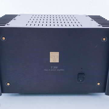 T200 Stereo Power Amplifier