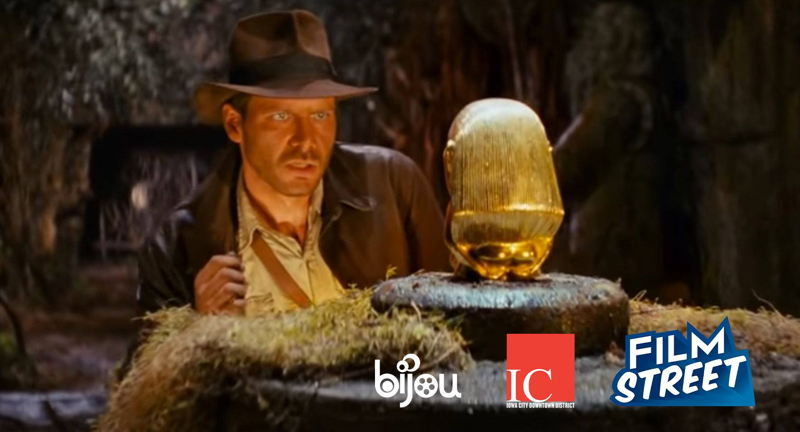 Indiana Jones and the Raiders of the Lost Ark | FilmStreet Outdoor Movie