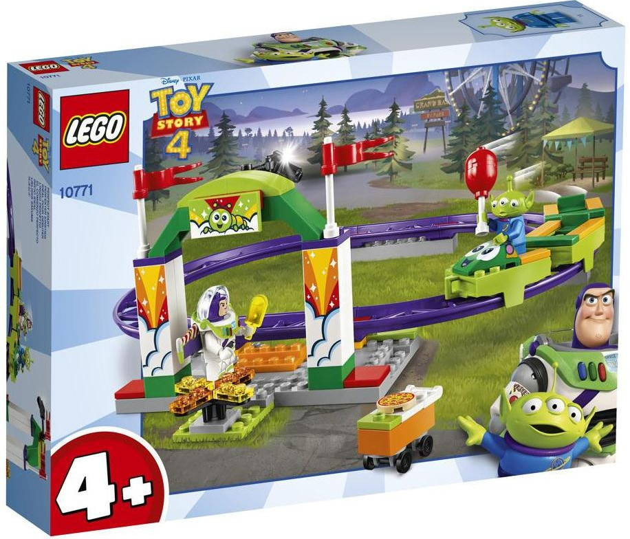 lego toy story theme 10771