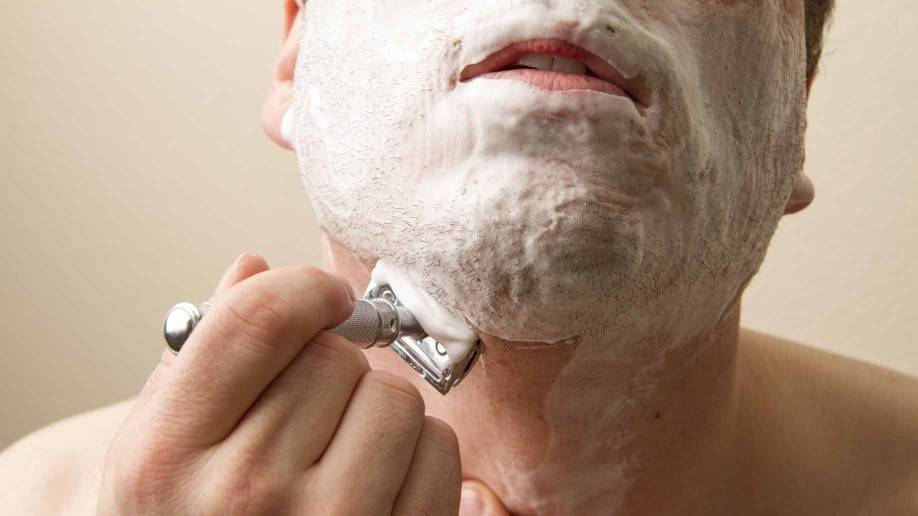 Safety Razor Shaving