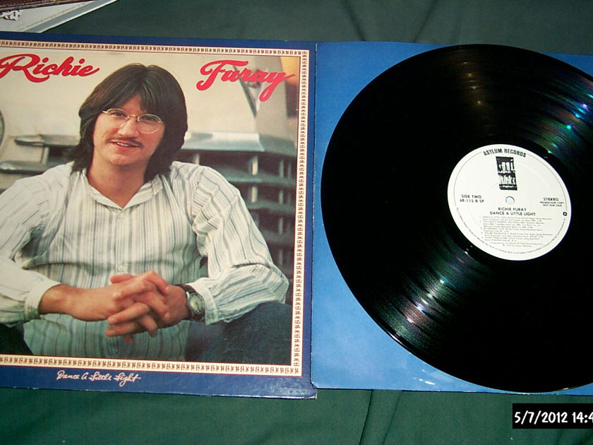 Richie Furay(Poco) - Dance A Little Light White Label Promo LP NM