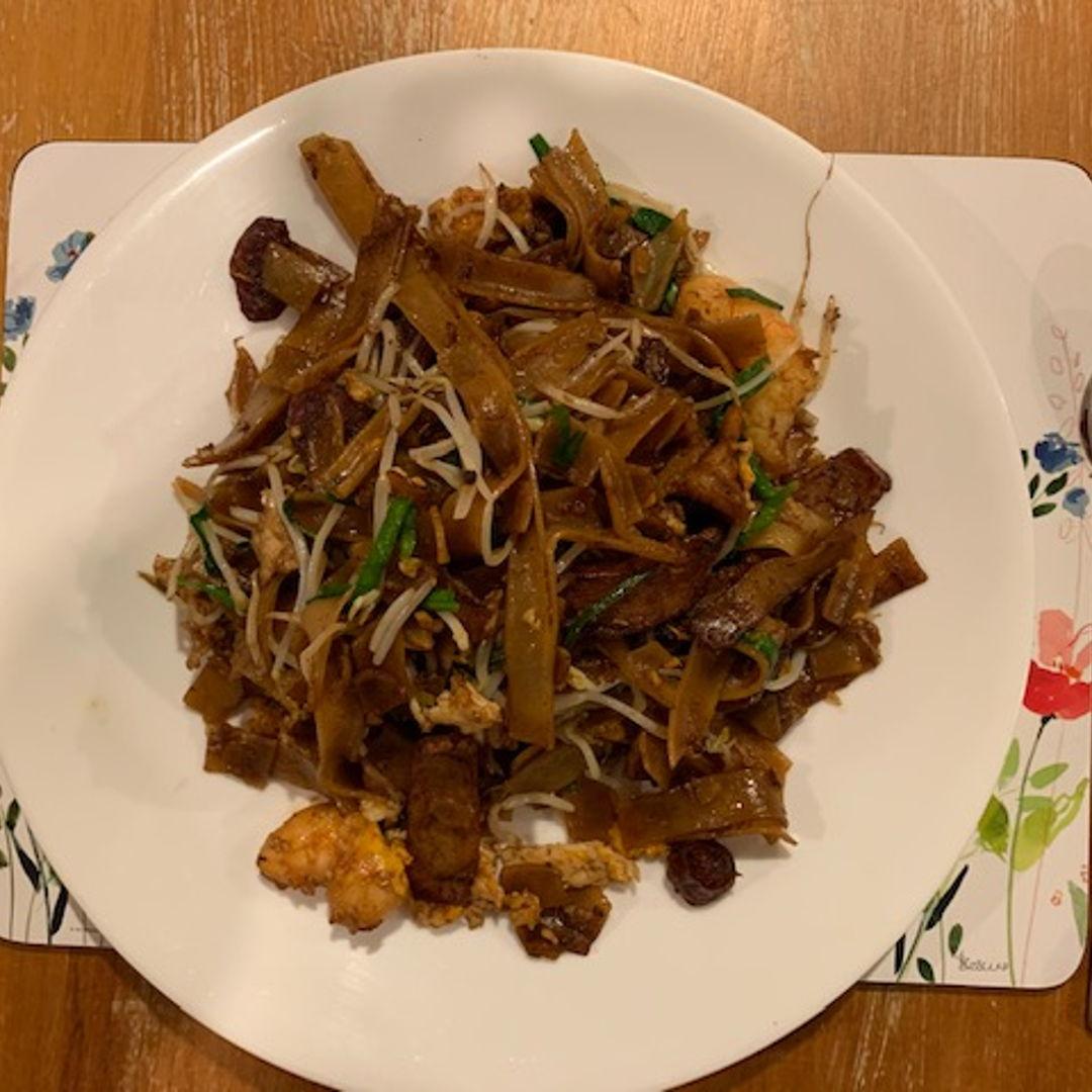Penang Char Koay Teow...yum!