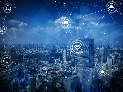 The smart city: how technology is changing real estate