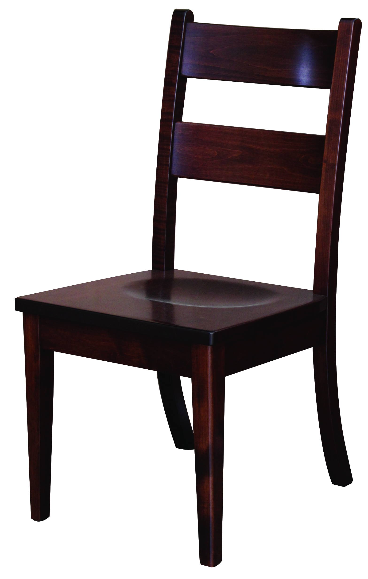 London Solid Wood, Handcrafted Kitchen Chair or DIning Chair from Harvest Home Interiors Amish Furniture