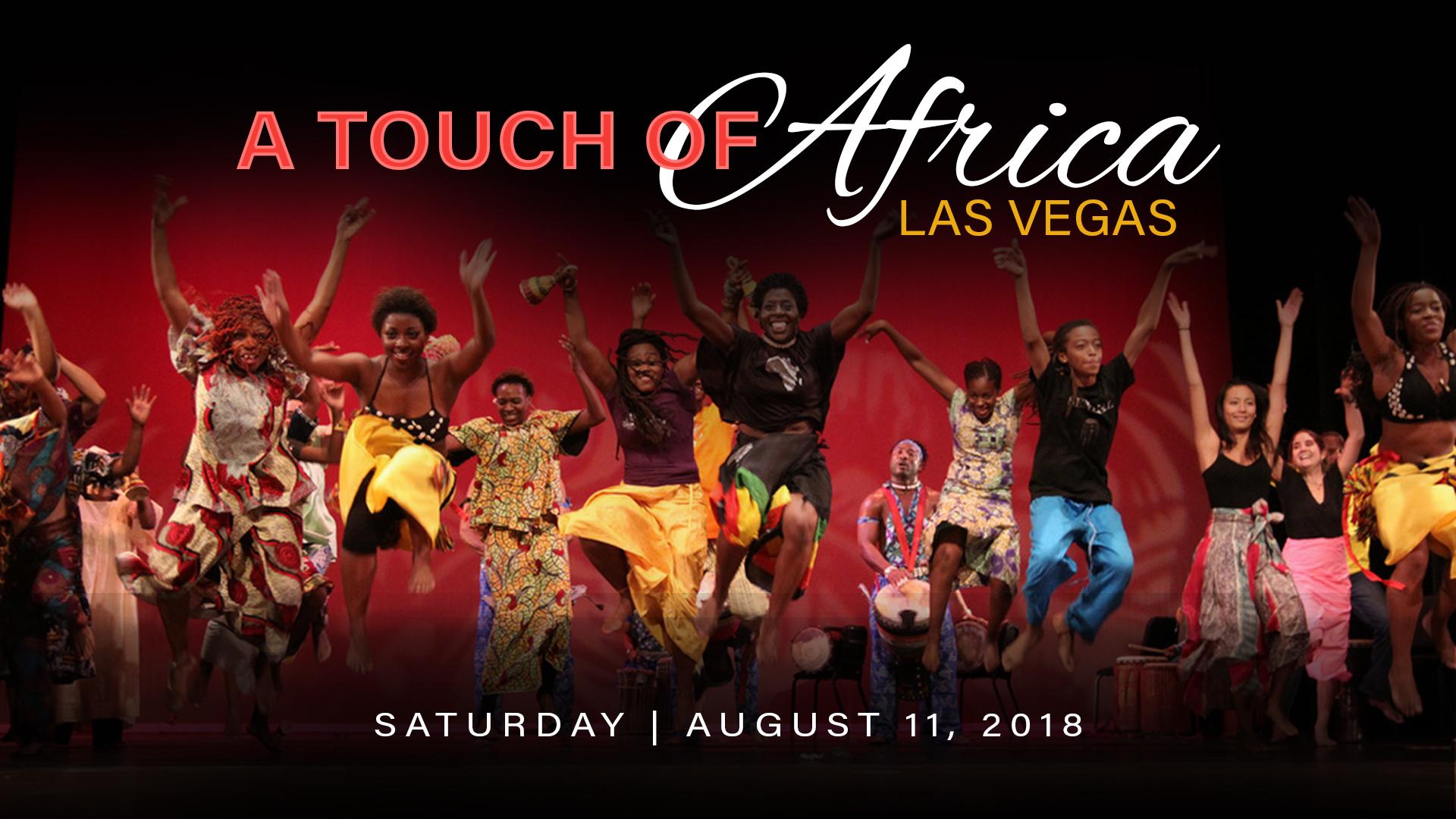 African Drum Class Banner