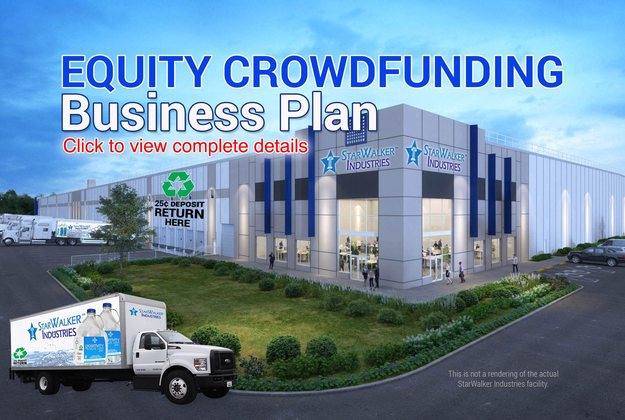 StarWalker Industries complete business plan details